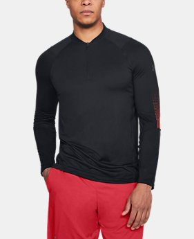 Men's UA MK-1 ¼ Zip Graphic  1  Color Available $33.75