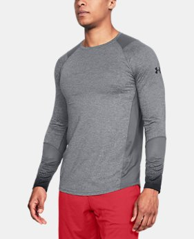 Men's UA MK-1 Long Sleeve Graphic  1  Color Available $26.25