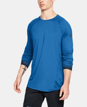 New Arrival Men's UA MK-1 Long Sleeve Graphic  3 Colors $35