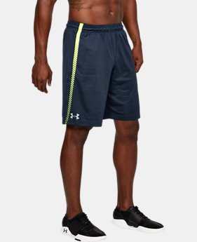 Men's UA Tech™ Mesh Shorts Graphic LIMITED TIME: FREE SHIPPING 1 Color $35