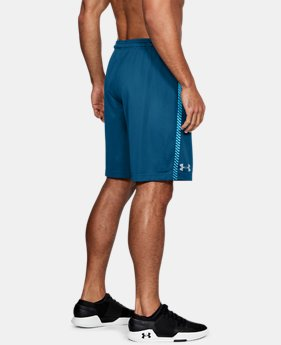 New Arrival Men's UA Tech™ Mesh Shorts Graphic  3 Colors $30