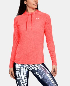 Women's UA Tech™ Twist Hoodie  1  Color Available $33.75