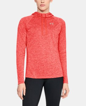 Women's UA Tech™ Twist Hoodie  1  Color Available $45