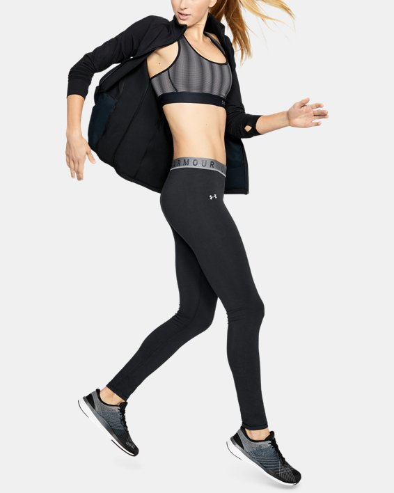 Women's UA Favorite Leggings, Black, pdpMainDesktop image number 1