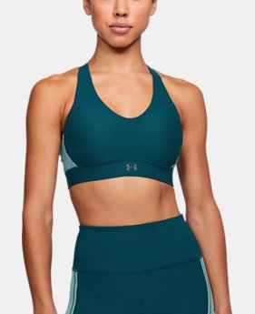 Women's UA Vanish Mid Sports Bra  5  Colors Available $40