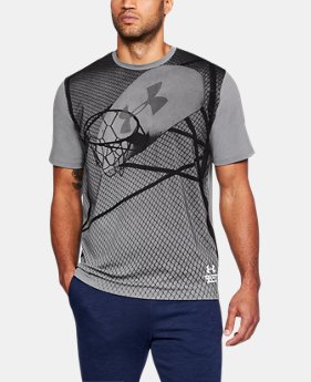 Men's UA BBall Select T-Shirt  1 Color $30