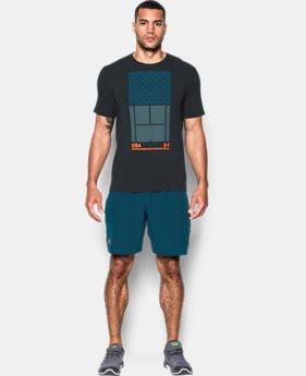 Men's UA Tennis Court T-Shirt  1 Color $29.99