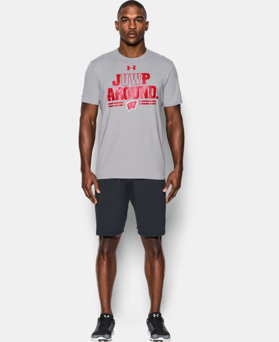 Men's Wisconsin Badgers Juwp Around T-Shirt  1 Color $29.99