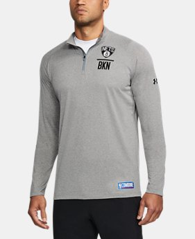 Men's NBA Combine UA Tech™ ¼ Zip  3  Colors Available $60