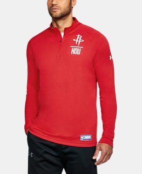 Men's NBA Combine UA Tech™ ¼ Zip  27  Colors Available $42