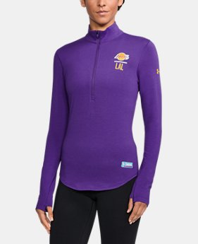 New Arrival Women's NBA Combine Authentic Charged Cotton® 1/2 Zip  26 Colors $60