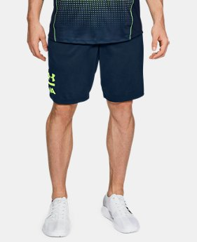 New Arrival Men's UA MK-1 Graphic Shorts  3 Colors $35