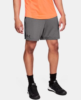 "Men's UA MK-1 7"" Shorts  3  Colors Available $40"