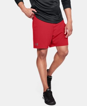 "Men's UA MK-1 7"" Shorts  1  Color Available $30"