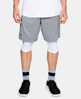 Men's UA MK-1 Twist Shorts  4  Colors Available $35