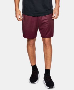 Men's UA MK-1 Twist Shorts  4  Colors Available $40