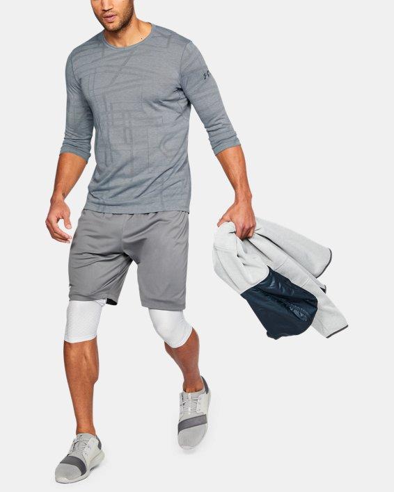Men's UA ¾ Utility T-Shirt, Gray, pdpMainDesktop image number 1