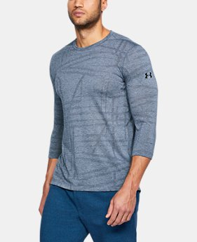 New Arrival Men's UA ¾ Utility T-Shirt  1 Color $45