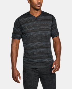 New Arrival Men's UA Threadborne™ V-Neck  2 Colors $40