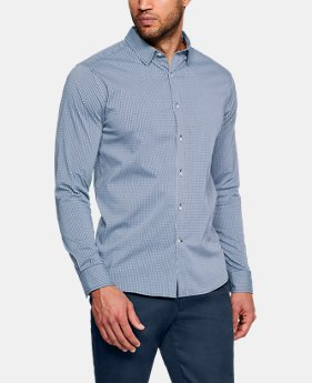 New Arrival  Men's UA Performance Woven Shirt  1 Color $90