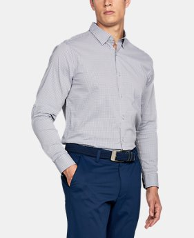 Men's UA Performance Woven Shirt  2  Colors $80