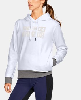 Women's UA Threadborne Fleece Hoodie  1 Color $59.99
