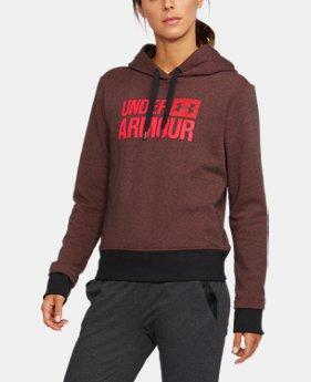 648fdf6ad7d7 Women s UA Threadborne Fleece Hoodie 2 FOR  60 3 Colors Available  45.99