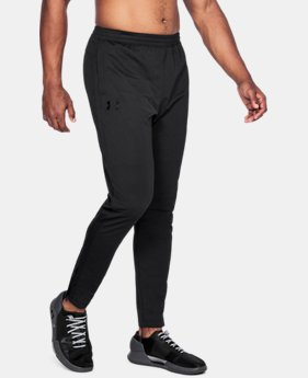 Men's UA Sportstyle Pique Pants  2  Colors Available $45