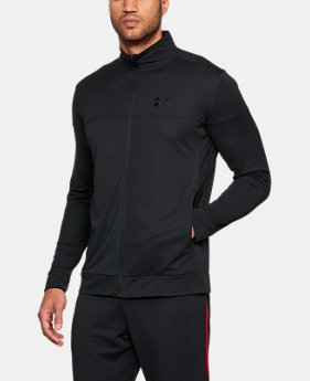 Men's UA Sportstyle Pique Jacket  2 Colors $60