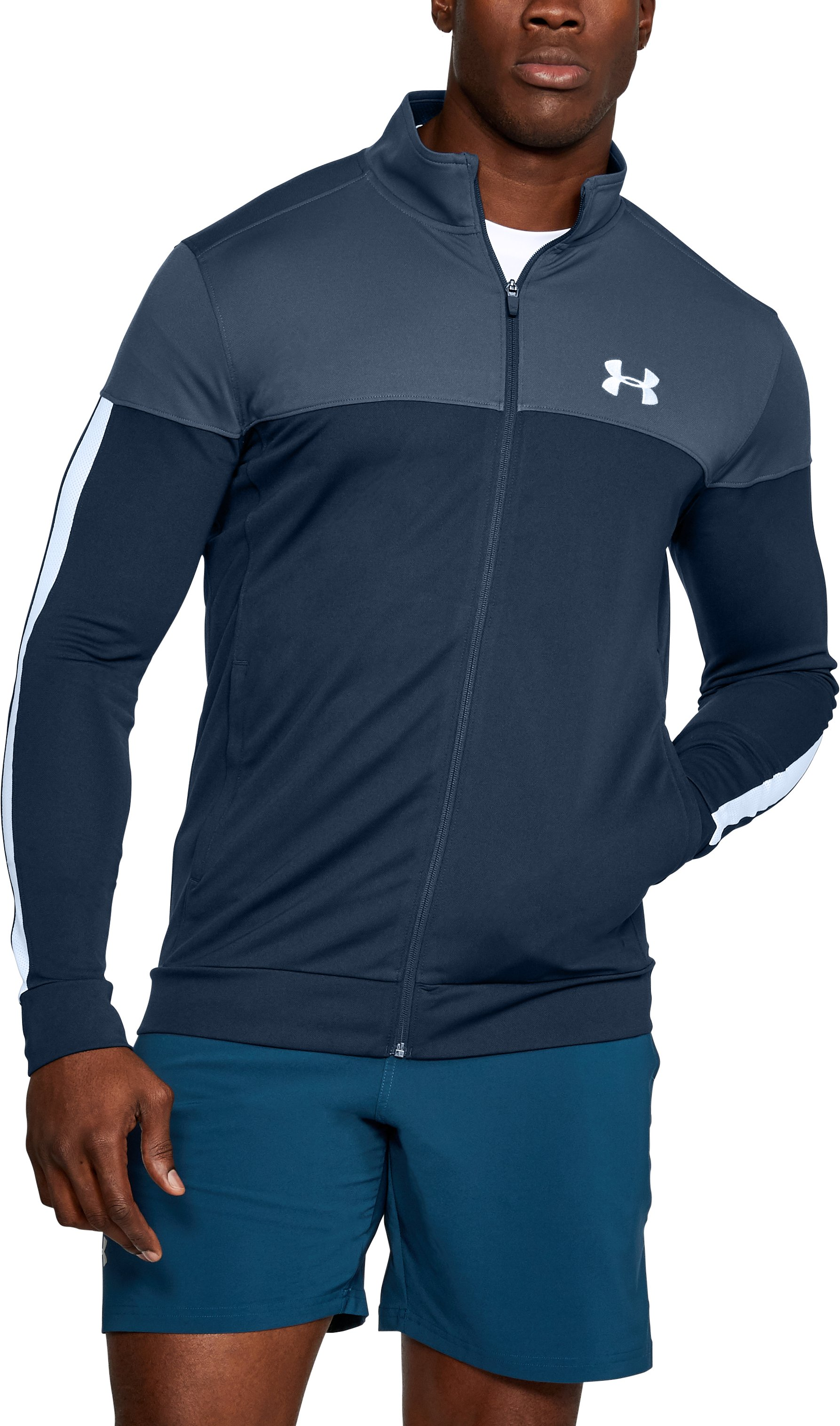 Men's UA Sportstyle Pique Jacket 2 Colors $37.50