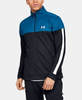 8d592e24e Men's UA Sportstyle Pique Jacket 4 Colors Available $50