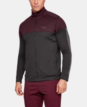 Men's UA Sportstyle Pique Jacket  2  Colors Available $37.5 to $37.99