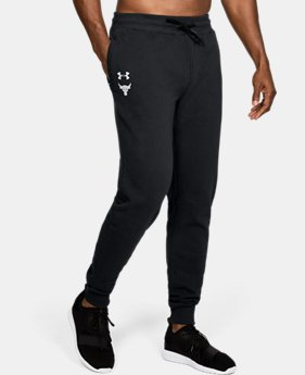 Best Seller Men's UA x Project Rock UA Threadborne™ Fleece Joggers  1 Color $79.99