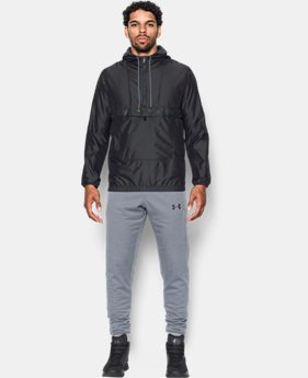 Men's UA Pursuit Subsurface Windbreaker  1 Color $99.99