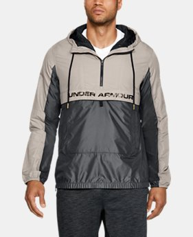Men's UA Pursuit Subsurface Windbreaker  3 Colors $99.99