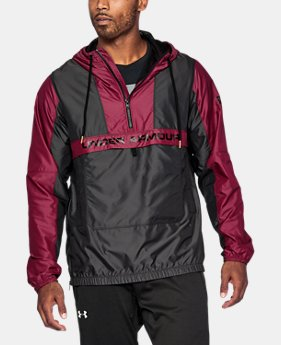 Men's UA Pursuit Subsurface Windbreaker  2 Colors $99.99