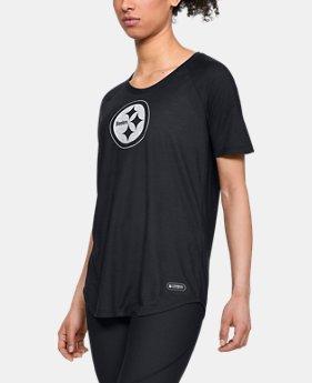 Women s NFL Combine Authentic Studio Cutout Short Sleeve T-Shirt 1 Color  Available  37.99 17279cf0a