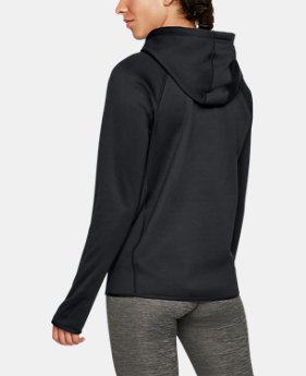 New to Outlet Women's  UA Storm Armour Fleece® Big Logo Hoodie  1 Color $41.24