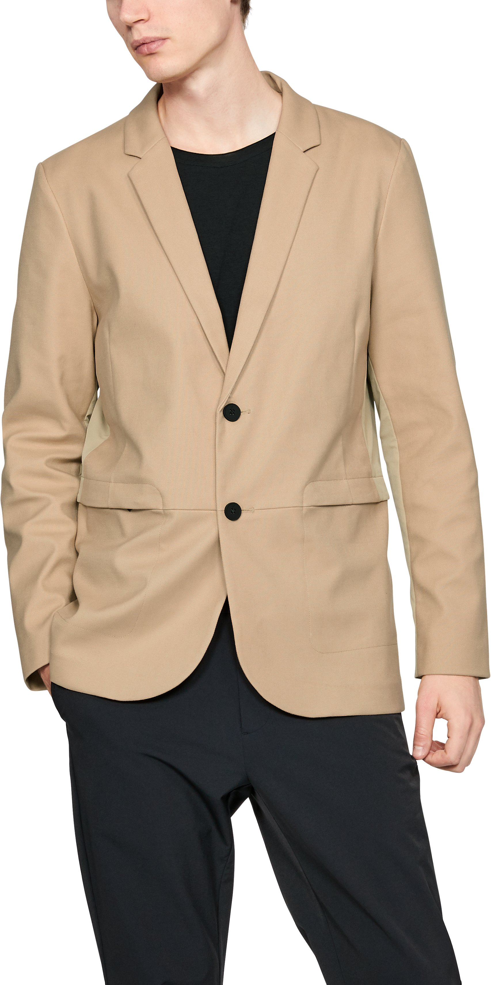 Men's UAS Rowing Blazer, TAN