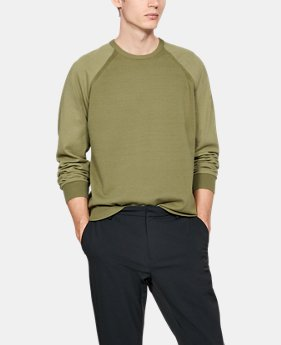 Men's UAS Sweater Crew  3  Colors Available $97.5