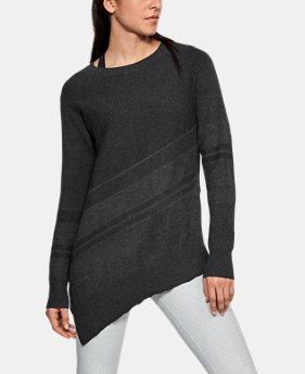 Women's UAS Crew Sweater  1  Color Available $105.99