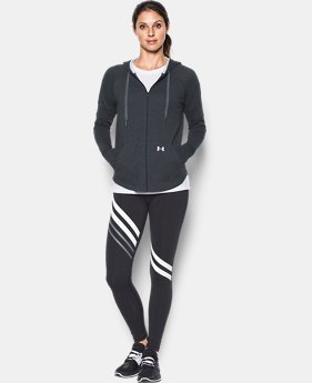 Women's UA Sportstyle Full Zip Hoodie  4 Colors $65