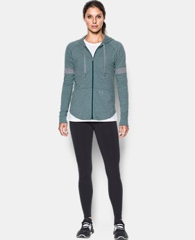 Women's UA Sportstyle Full Zip Hoodie  2 Colors $54.99