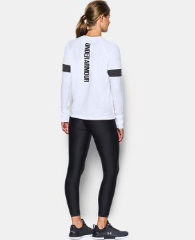 Women's UA Sportstyle Crew Long Sleeve  1 Color $37.49