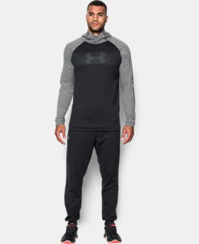 Men's UA Tech Terry Hoodie LIMITED TIME OFFER 1 Color $38.49