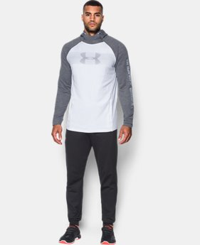 New Arrival Men's UA Tech Terry Hoodie  1 Color $54.99