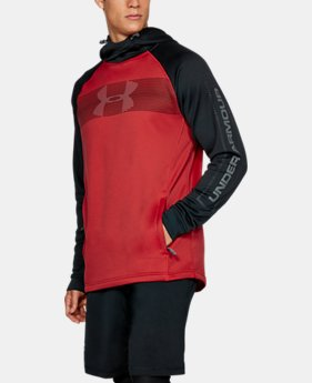 Best Seller Men's UA Tech Terry Hoodie  1 Color $54.99