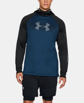Best Seller Men's UA Tech Terry Hoodie  4 Colors $54.99