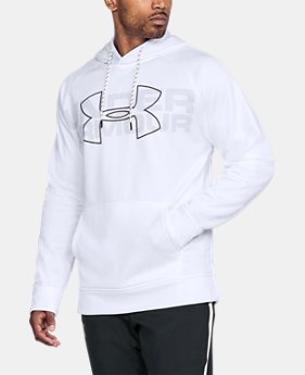 Men's UA Storm Armour® Fleece Graphic Hoodie LIMITED TIME OFFER 1 Color $39.99