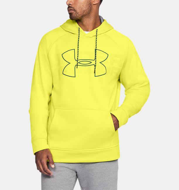 d495816cc636fb Men s UA Storm Armour Fleece® Graphic Hoodie